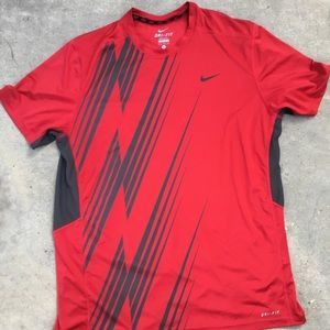 Men's large Nike Dri-fit shirt